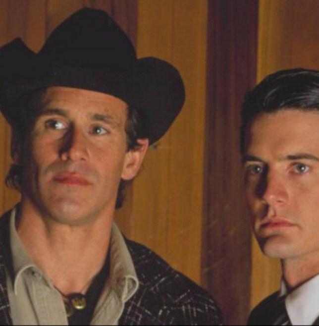 Twin Peaks starring Michael Ontkean and Kyle Maclachlan