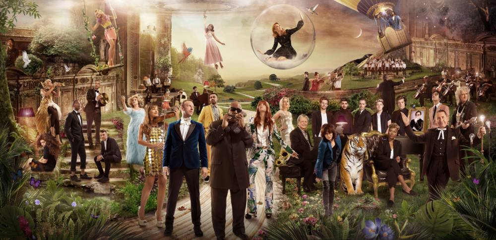 God Only Knows: One Direction and Pharrell Williams hijack the BBC for music promo