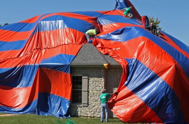 Spiders, Missouri