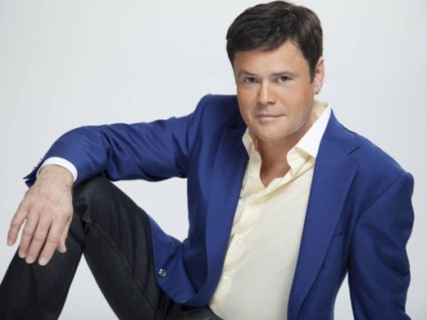 EXCLUSIVE: Donny Osmond reveals 'I want to be entertained' as he becomes Strictly Come Dancing's first ever 'fifth' judge