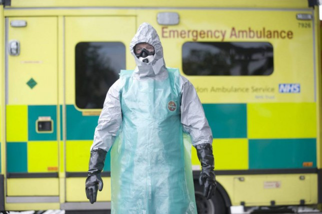 What are the symptoms of the Ebola virus, and are we at risk of infection in the UK? The facts