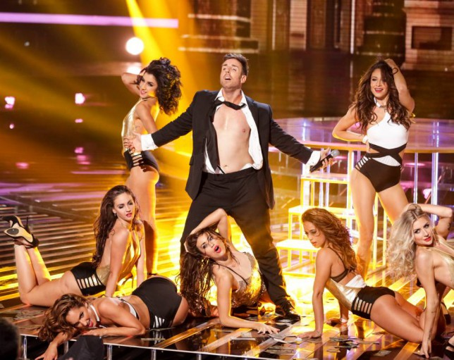 Stevi Ritchie, The X Factor, X Factor live shows
