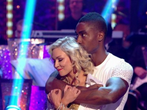 Strictly Come Dancing's Simon Webbe denies Kristina Rihanoff romance