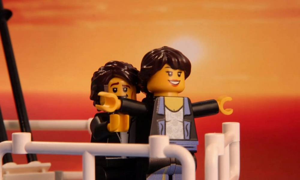 These classic movie scenes have been recreated in Lego, but can you guess the films they're from?
