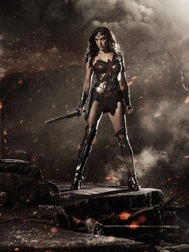 From Wonder Woman to Justice League and beyond, Warner Bros has just announced more superhero films than you can handle