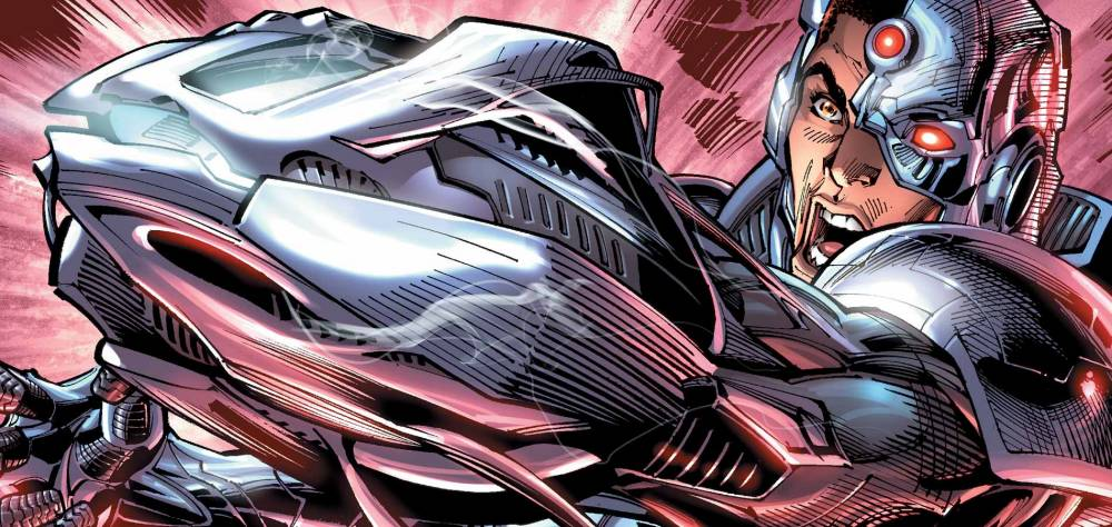DC Cyborg movie: Why we should be excited by Ray Fisher playing Victor Stone