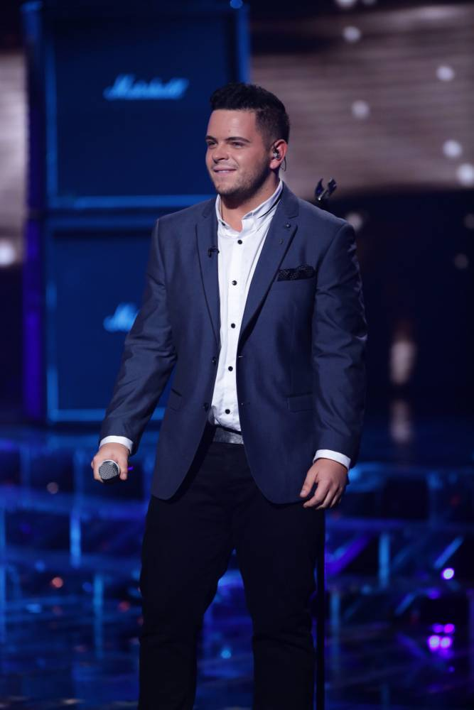 The X Factor 2014: Paul Akister wins unfortunate David Brent comparisons over If You Don't Know Me By Now