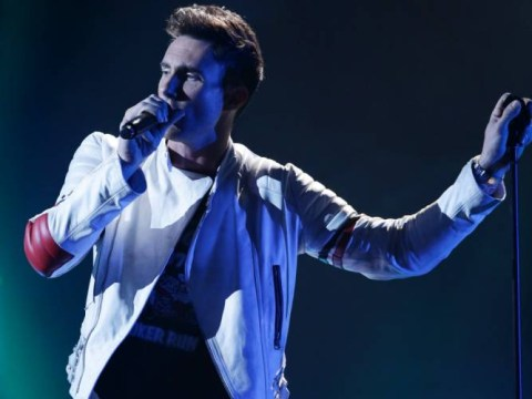 The X Factor 2014: Adam Levine provides a welcome distraction from the results