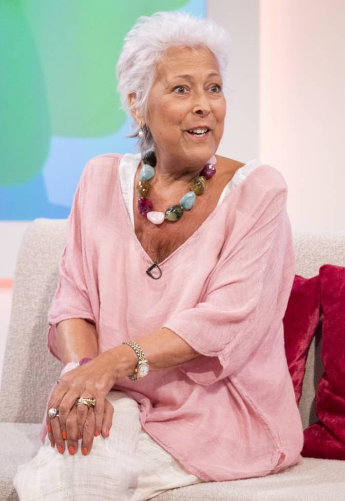 Lynda Bellingham dead: Fans shocked and saddened their 'Oxo mum' won't get her last Christmas