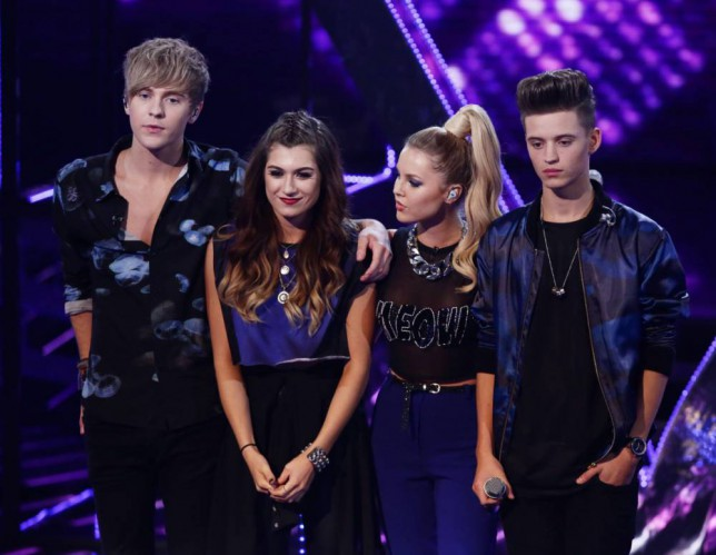 The X Factor 2014 results show: Louis Walsh denies neglecting Only The Young in favour of Stereo Kicks