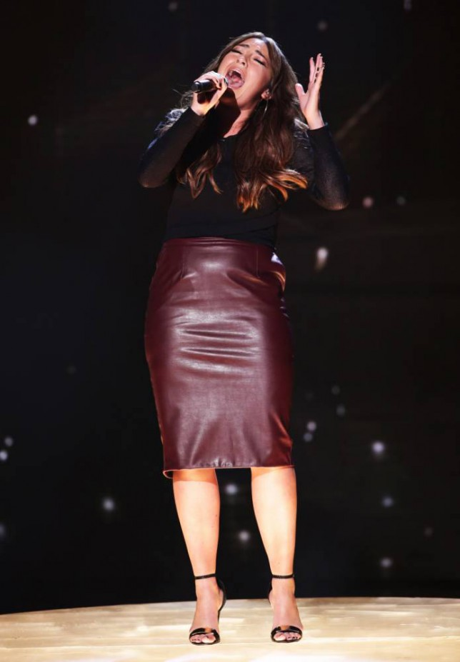 X Factor 2014: Lola Saunders wows the judges with emotionally charged and 'stunning performance'