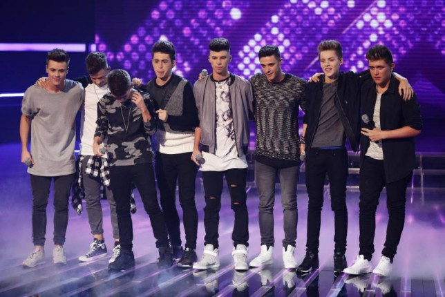 Stereo Kicks, The X Factor, X Factor results
