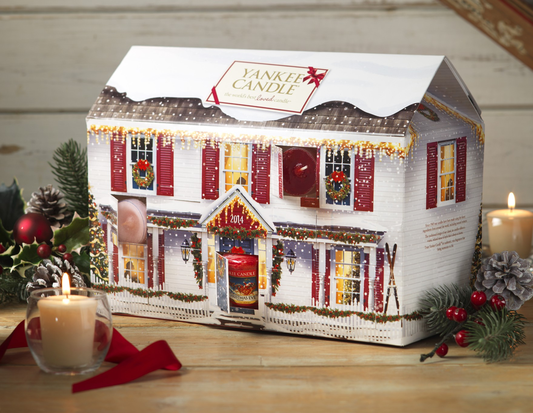 Advent Calender Christmas Past - Yankee Candle HR