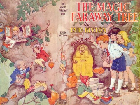 Lashings of ginger beer all around: Enid Blyton's The Magic Faraway Tree books to be turned into a film