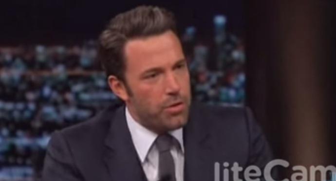 Ben Affleck slams Bill Maher's views on Islam as 'gross' and 'racist'