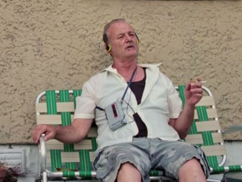 Gotta love Bill Murray: Actor singing along to Bob Dylan is the most random video you'll watch today