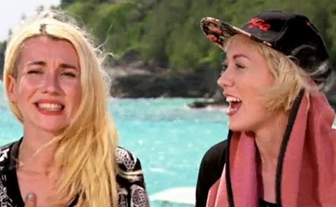 X Factor: Controversy at judges' houses over Blonde Electra and Tulisa's lips