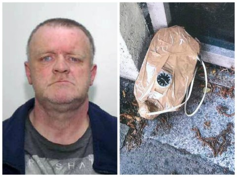 Grandfather put fake bomb outside job centre because his benefits were cut