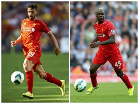 Fabio Borini urges Liverpool manager Brendan Rodgers to play him up front with Mario Balotelli
