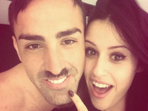 Liverpool defender Jose Enrique now has a pretty appalling 'Adolf Hitler moustache'