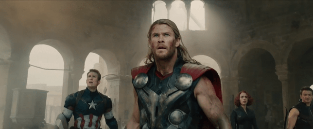 Marve'ls Avengers: Age of Ultron
