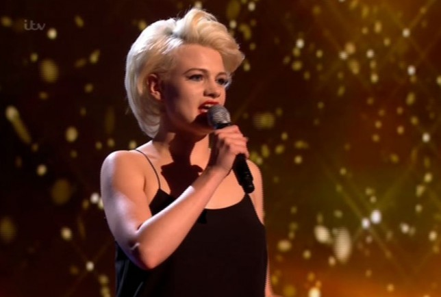 The X factor 2014: Chloe Jasmine