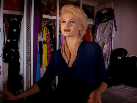 Is there a show she hasn't done? X Factor shopaholic Chloe Jasmine turns up on Channel 5's Hey Big Spenders!