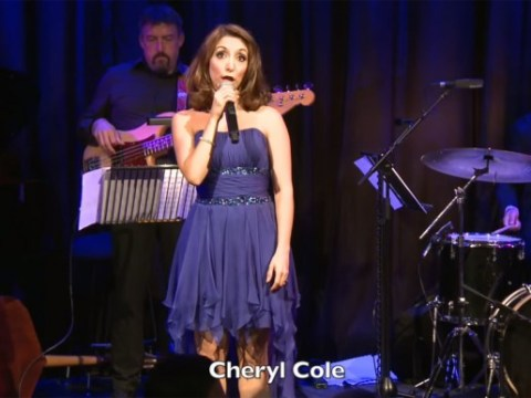 This woman just did 25 celebrity impersonations in the space of one three-minute song