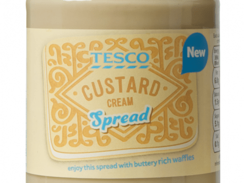 Tesco sells a custard cream spread and it's basically going to change EVERYTHING