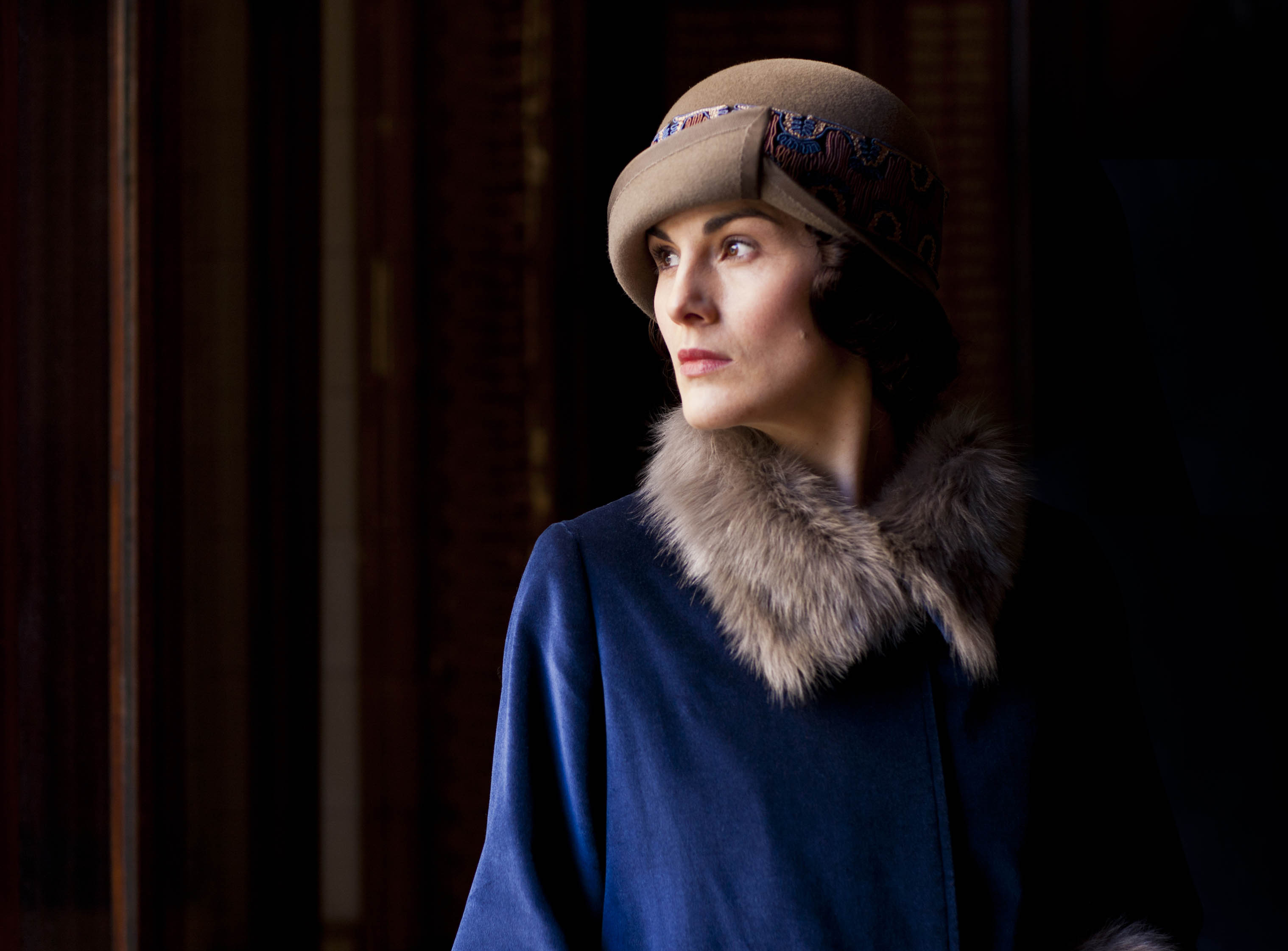 Downton Abbey, seasonj 5, episode 3: Lady Mary