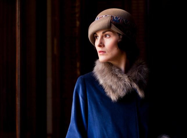 Downton Abbey, seasonj 5, episode 3: Lady Mary