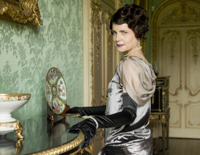 Downton Abbey season 5, episode 5
