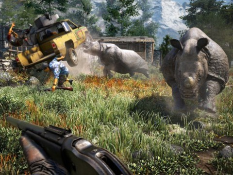 Far Cry 4 aiming for 1080p on PS4 and Xbox One says Ubisoft