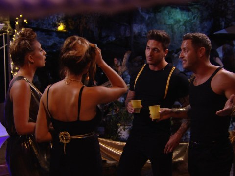 The Only Way Is Ibiza: Drama for the TOWIE gang as Ferne and Chloe's feud continues