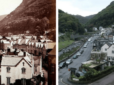 No change there then: 130-year-old photos show timeless beauty of British seaside towns