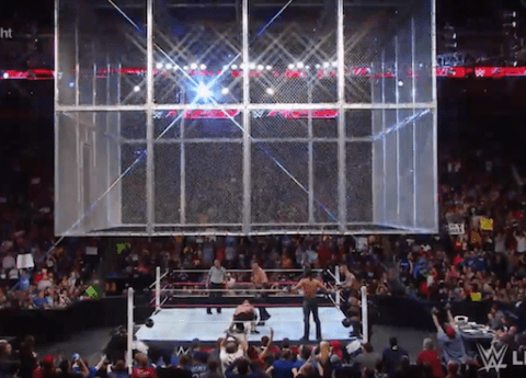 WWE Hell In A Cell 2014 results: Bray Wyatt makes a dazzling return