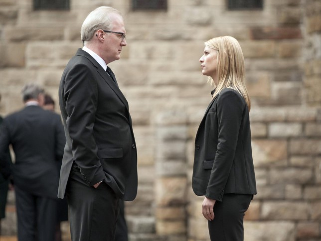 Homeland season 4, episode 2: Everyone loves Peter Quinn, but did Carrie's 'baby drowning' scene go too far?