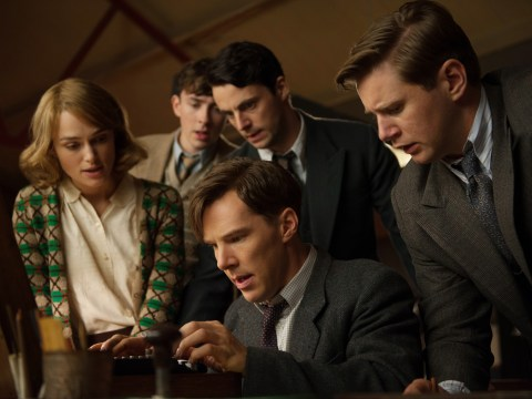 5 reasons Benedict Cumberbatch's The Imitation Game is Oscars bait