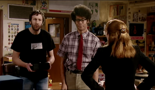 The IT Crowd (Picture: YouTube)