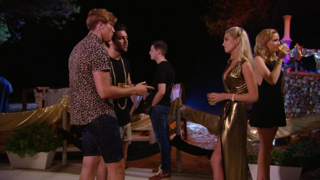 The Only Way Is Ibiza: Lewis Bloor ruins things between Tom Pearce and TOWIE newbie George Harrison