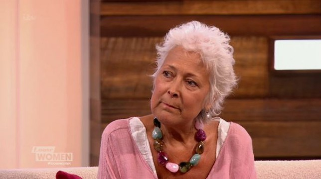 Lynda Bellingham's last interview: 'Instead of worrying about dying, you must enjoy the bits in-between'