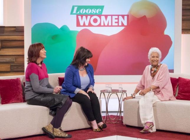 Lynda Bellingham's heartbreaking Loose Women interview describes plans for final Christmas