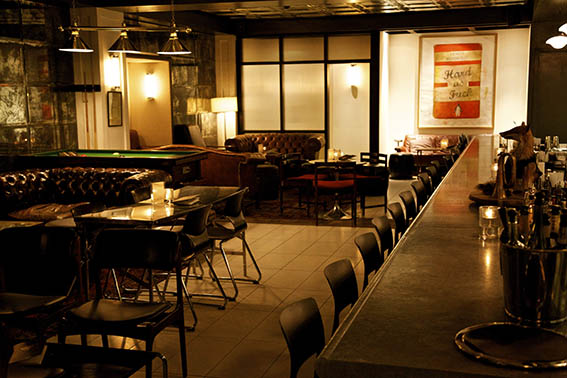 Mark's Bar - credit Annabel Kirkland