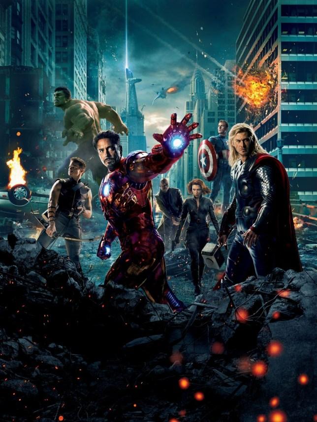 Film - The Avengers