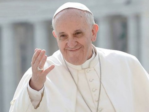 Pope Francis: Evolution and Big Bang are real and God isn't 'a magician with a magic wand'