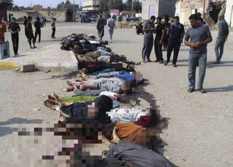 Isis behead 30 people in Iraq