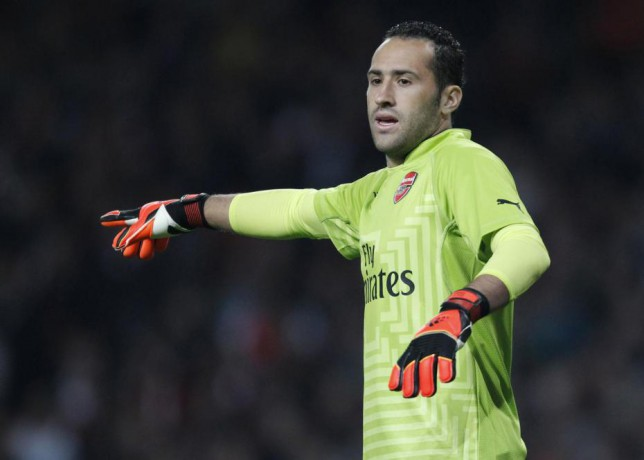 David Ospina has reiterated his desire to stay and fight for his Arsenal place