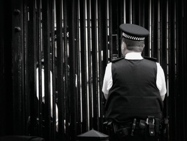 Police officer. Stock image (Picture: Flickr / Marionzetta)