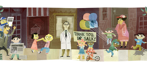 Google Doodle: All you need to know about Jonas Salk