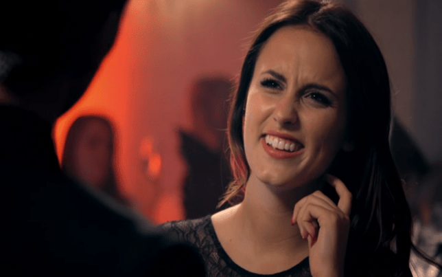 Lucy Watson in Made In Chelsea season 8 (Picture: Channel 4)